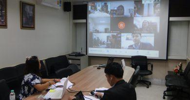 การนิเทศนักศึกษาสหกิจศึกษา ภาคการศึกษาที่ 2/2563 คณะวิทยาศาสตร์และเทคโนโลยี มหาวิทยาลัยราชภัฏเลย